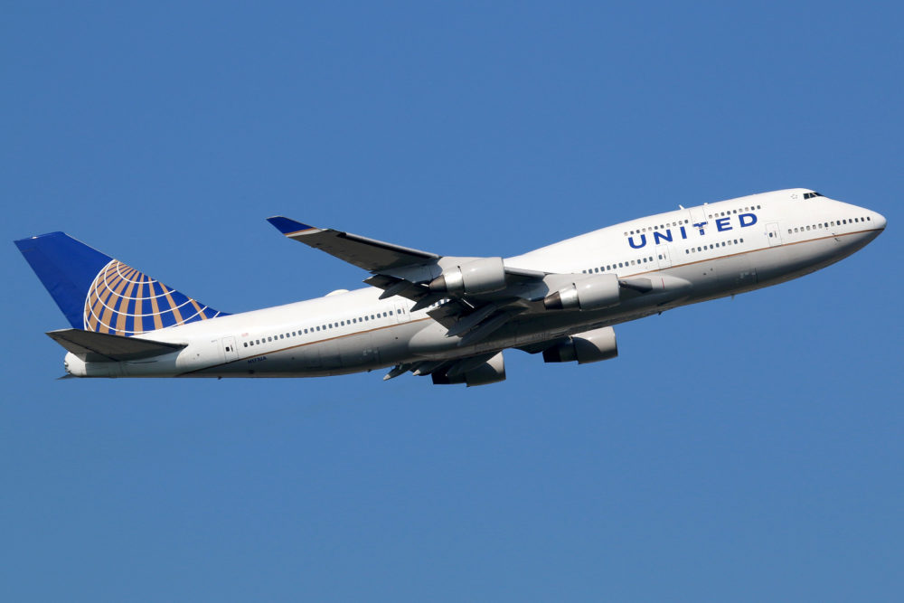 United Airlines, America