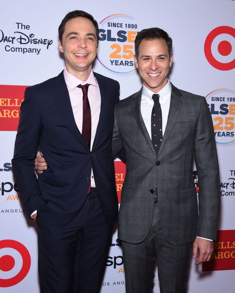 Is Jim PArsons Married