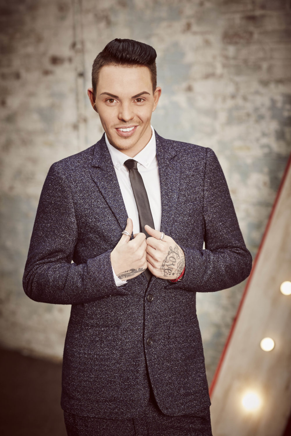 Bobby Norris from The Only Way Is Essex