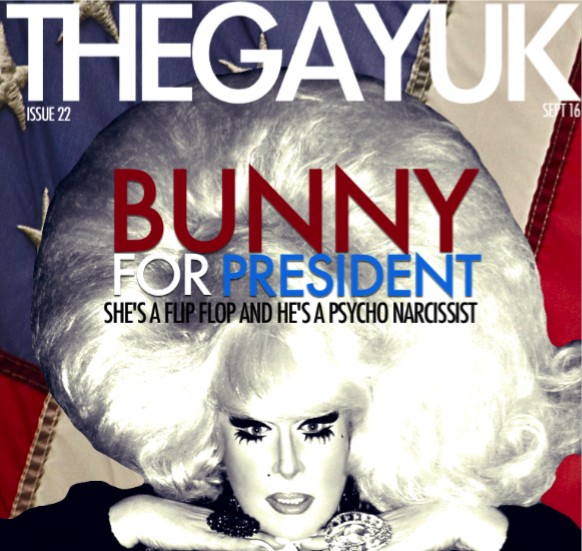 Lady Bunny cover