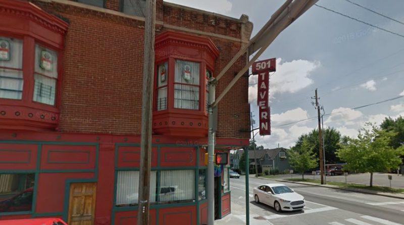 501 Eagle Tavern gay bar