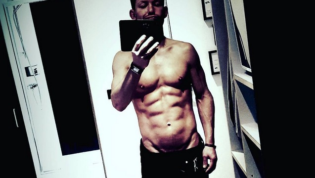 Adam Rickitt body