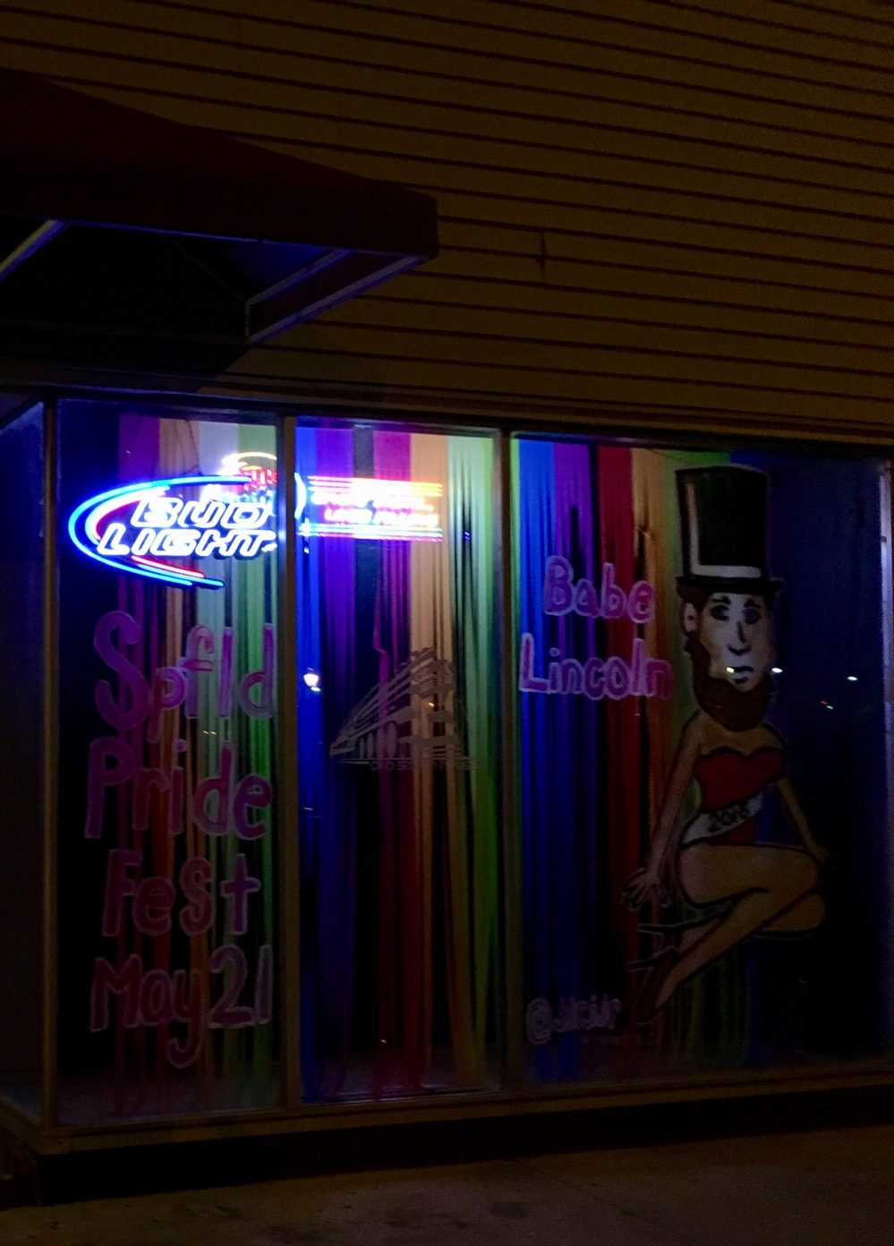 Gay bar Springfrield