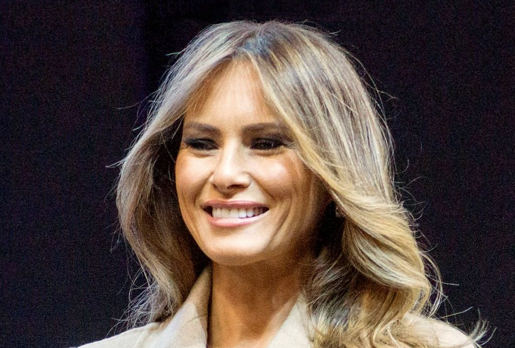 Some People Are Edging To Make Melania Trump A Gay Icon