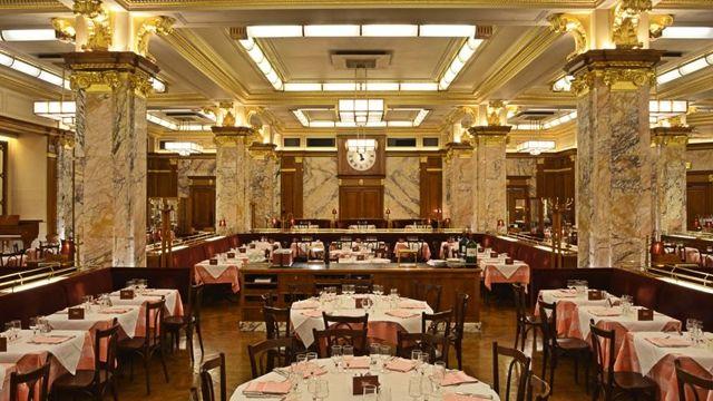 Restaurent Brasserie Nice