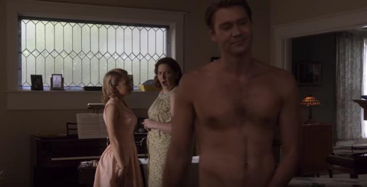 Chad Michael Murray naked