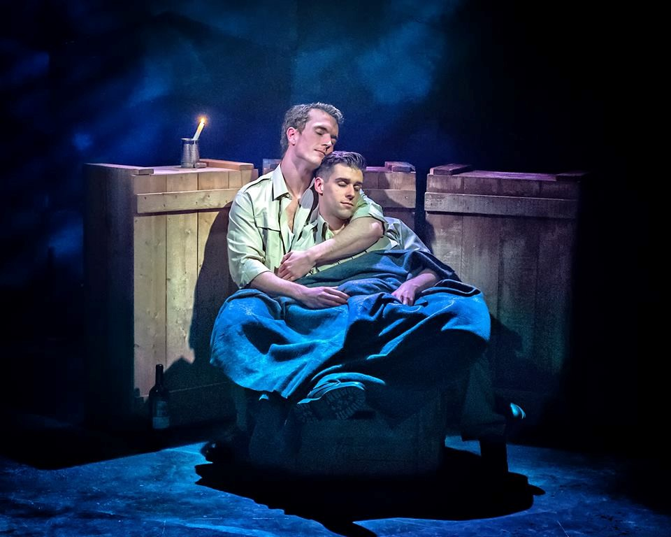 Theatre review yank the musical thegayuk for Apt theater schedule
