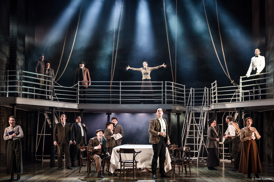 Titanic - The Musical - National Tour review