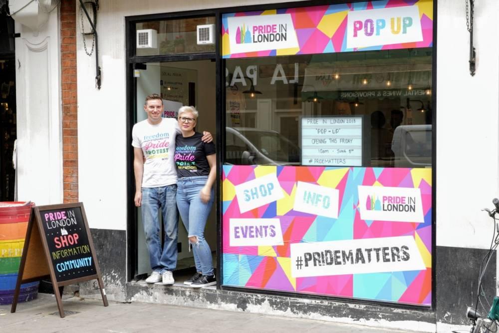 london shop video Gay