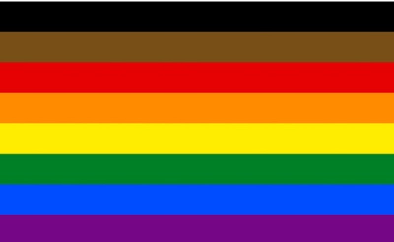Manchester Pride Is Going To Use The Black And Brown