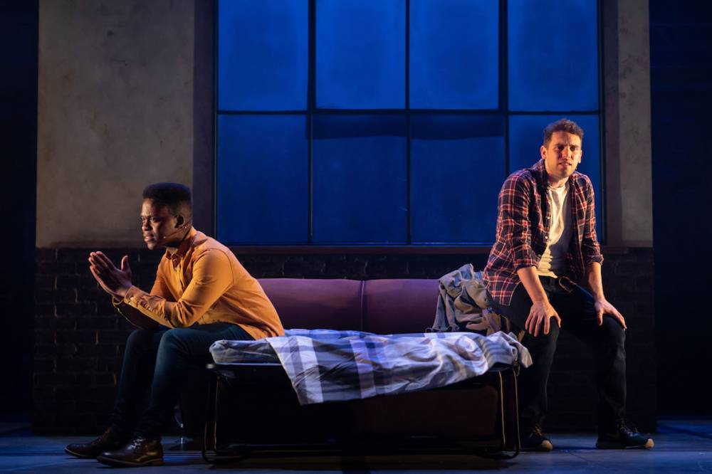 THEATRE REVIEW | Leave to Remain, Lyric Hammersmith, London