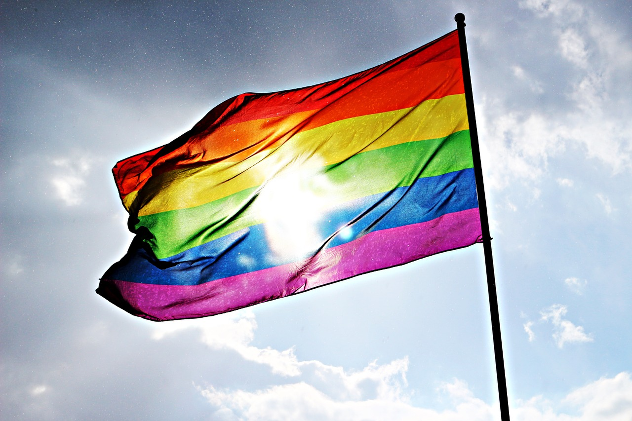 Pride flag to be raised for LGBT History Month in Bradford